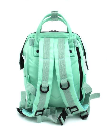 Сумка-рюкзак ANELLO 1104, Мята