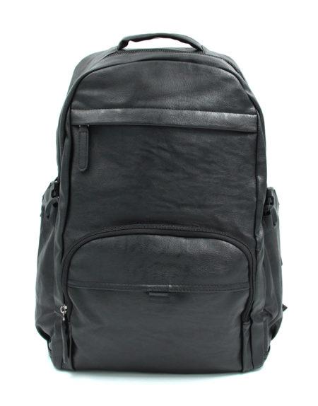 Рюкзак эко-кожа 1550, черный