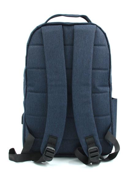 Рюкзак текстильный 619, Синий